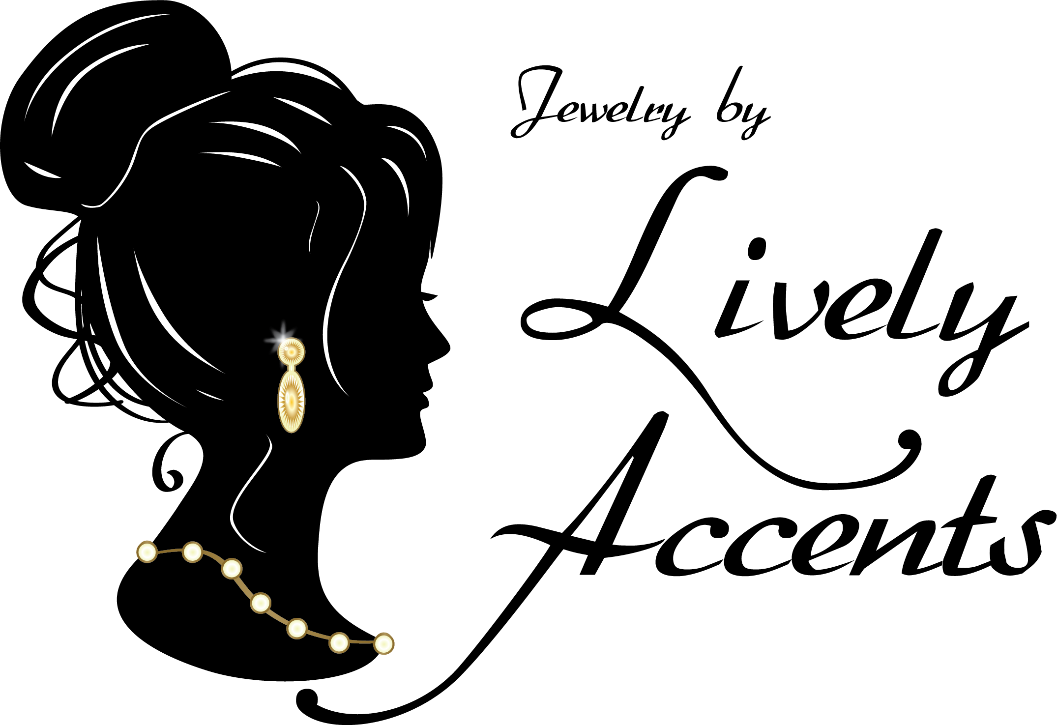 Lively Accents Logo