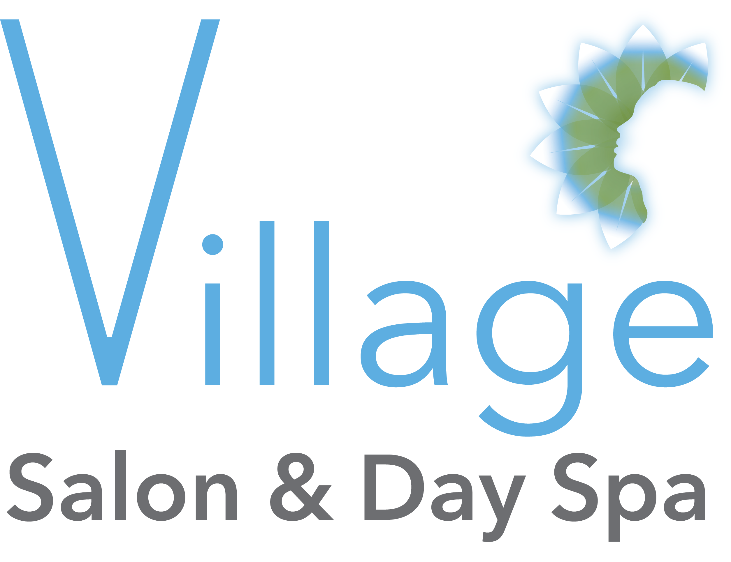 Village Salon and Day Spa Logo